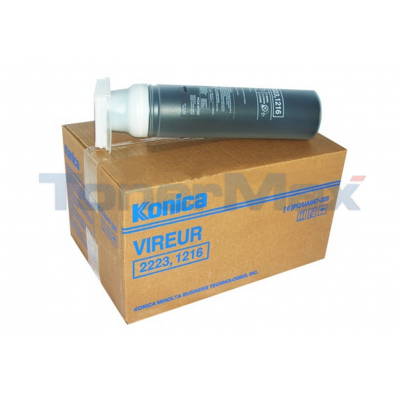 KONICA 2223 TONER BLACK